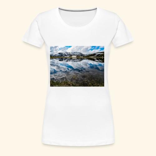 The Flood - Women's Premium T-Shirt