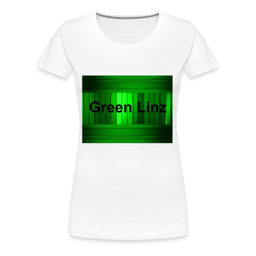 Green Linz Mode - Frauen Premium T-Shirt