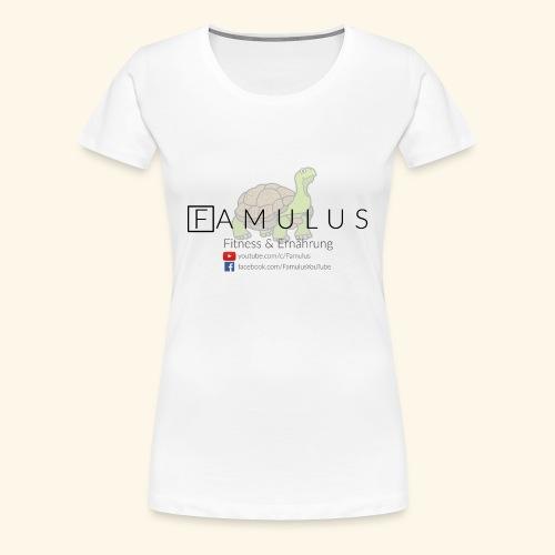 Offizielles Famulus Design - YouTube-Kanal - Frauen Premium T-Shirt
