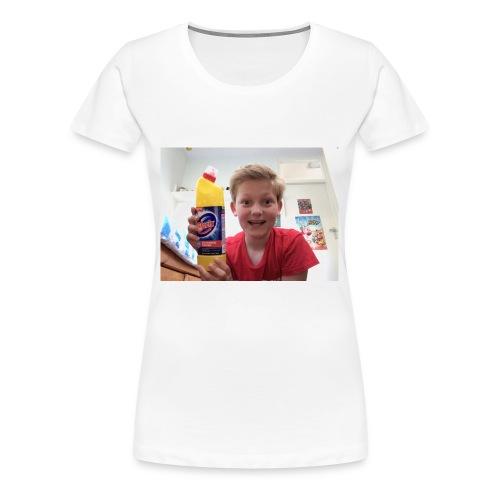 Bleek - Vrouwen Premium T-shirt