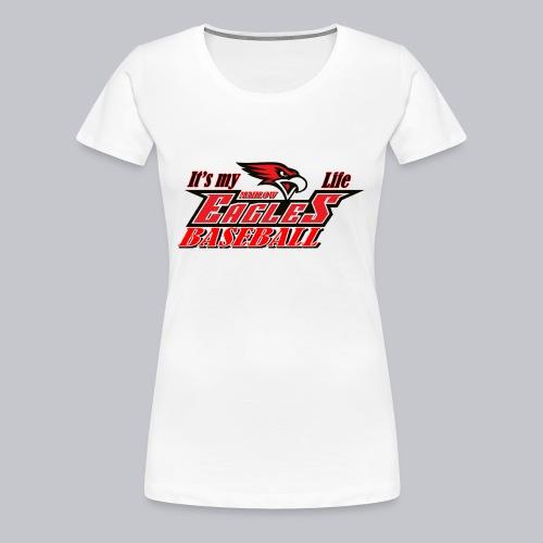 it s my life - Frauen Premium T-Shirt