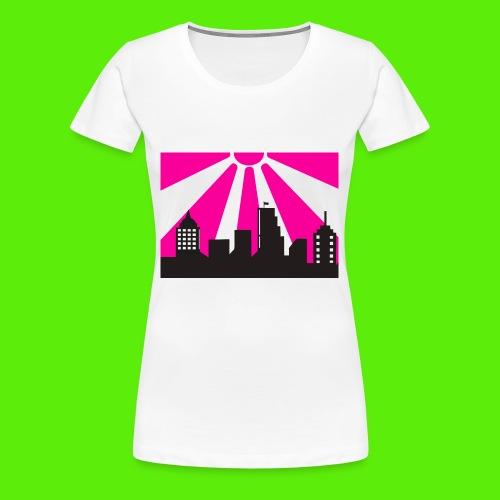 sun swag - Maglietta Premium da donna