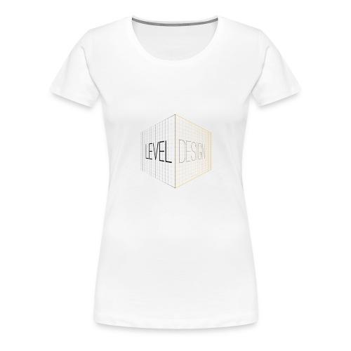Level Design - Women's Premium T-Shirt