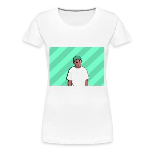 Tyler The Creator - Women's Premium T-Shirt