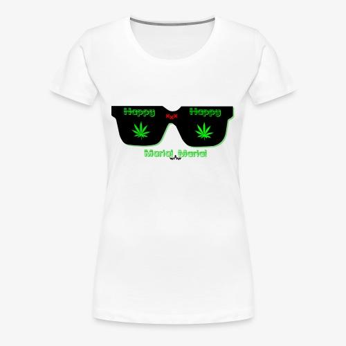 happy maria - Camiseta premium mujer