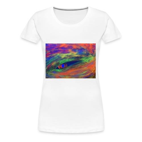 2B1CC7B9 F494 4706 9687 DA4AD0D6CB43 - Women's Premium T-Shirt