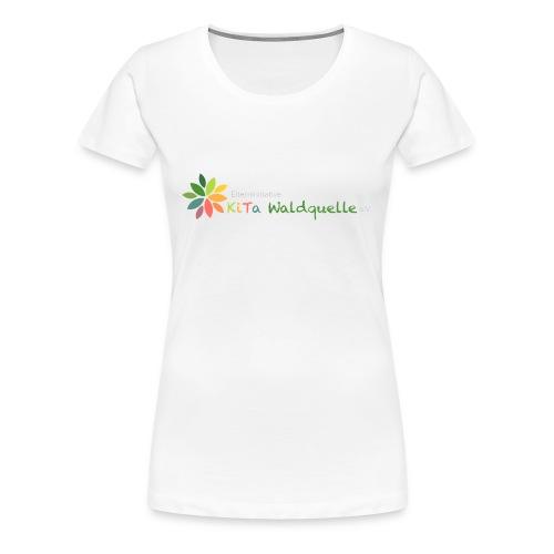 Logo Kita Komplett - Frauen Premium T-Shirt
