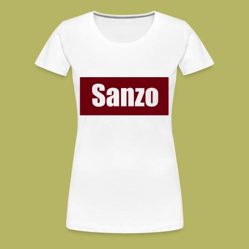 Sanzo - Vrouwen Premium T-shirt