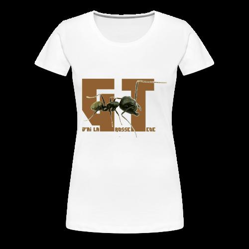 JLGT Ant - T-shirt Premium Femme