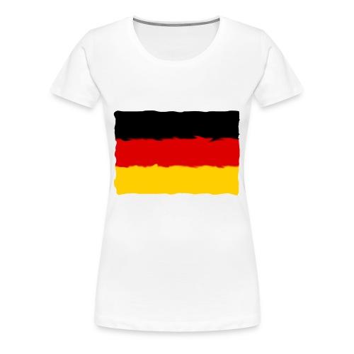 germany - Camiseta premium mujer