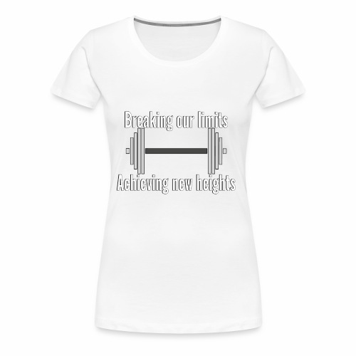 Tank Top - Dame premium T-shirt