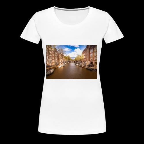 Amsterdam Style 2 - Frauen Premium T-Shirt