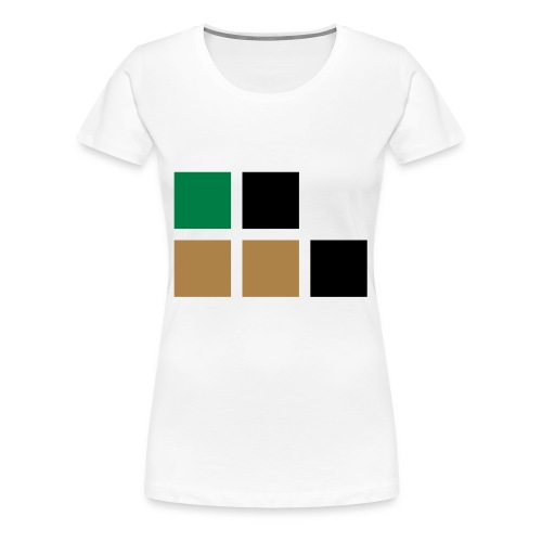 invalid_tooManyColors-svg - Frauen Premium T-Shirt