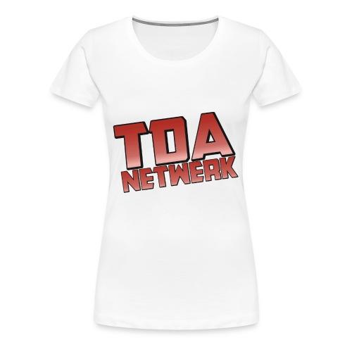 SnapBack - Vrouwen Premium T-shirt