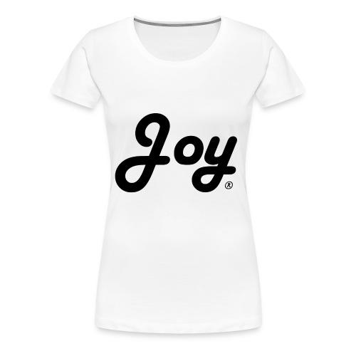 JOY ® - Frauen Premium T-Shirt
