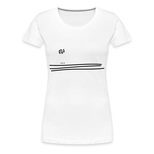 poloshirt-ai - Vrouwen Premium T-shirt