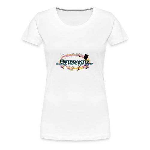 RetroAktiv Shop - Frauen Premium T-Shirt