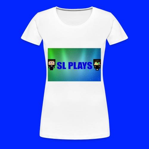 Sl plays t-skjorte for barn - Premium T-skjorte for kvinner