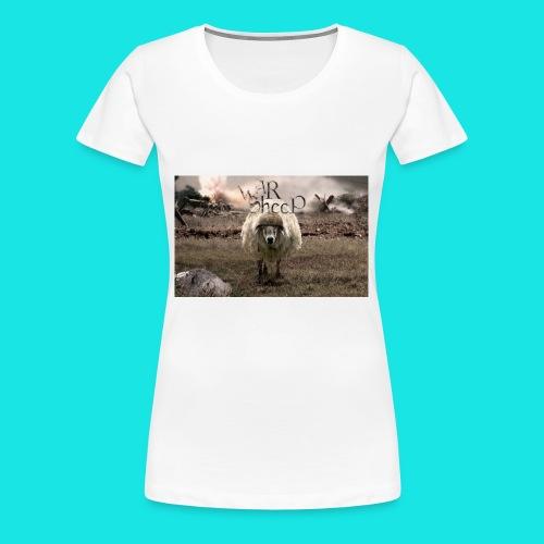 warsheep - Frauen Premium T-Shirt