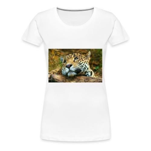 tigre - Maglietta Premium da donna
