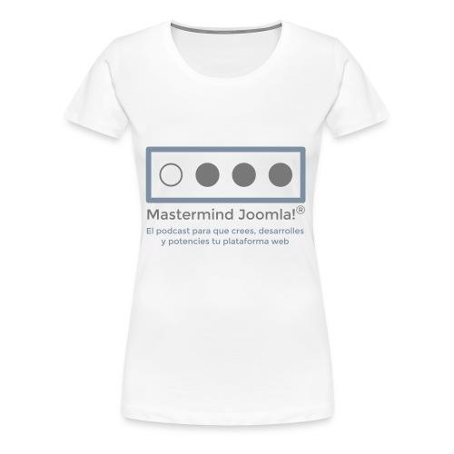 Mastermind Joomla - Camiseta premium mujer