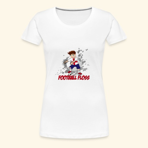 England Football Floss - Women's Premium T-Shirt