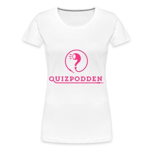Quizpodden 6S skal - Premium-T-shirt dam