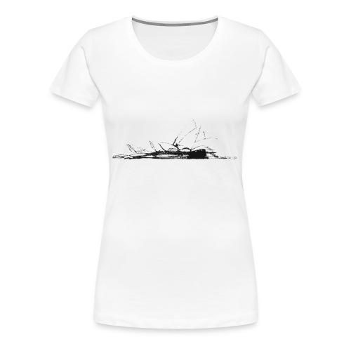 Opera de sidney - Camiseta premium mujer