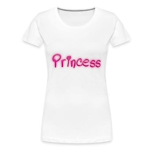 princess - Maglietta Premium da donna