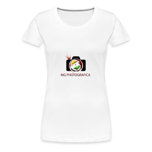 pnuovo_logoper_t-shirt_con_piume_blood_PI--_SCRITT - Maglietta Premium da donna
