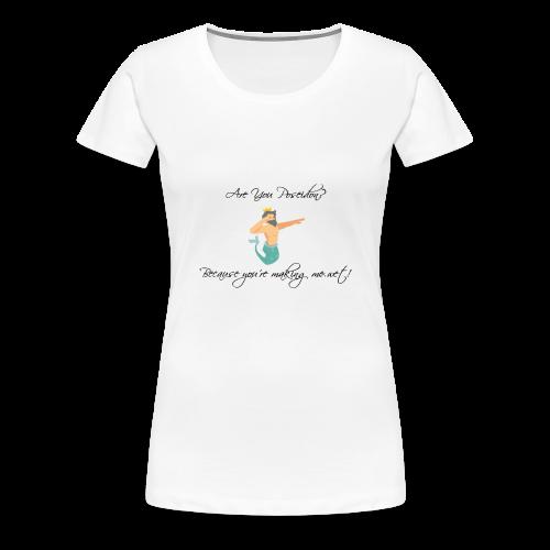 Poseidon - Women's Premium T-Shirt