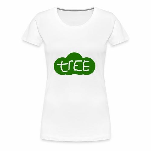 Tree - Women's Premium T-Shirt