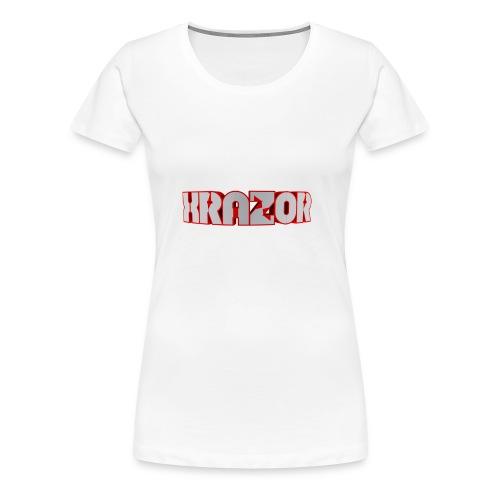 Xrazor shop - Frauen Premium T-Shirt
