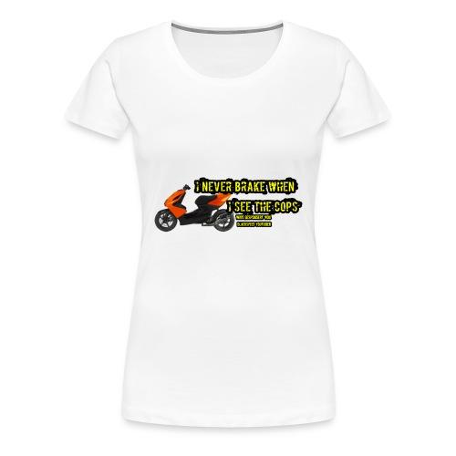 Der beste Spruch von BLACKSPEED - Frauen Premium T-Shirt