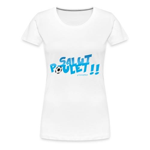 mode le 5 - T-shirt Premium Femme