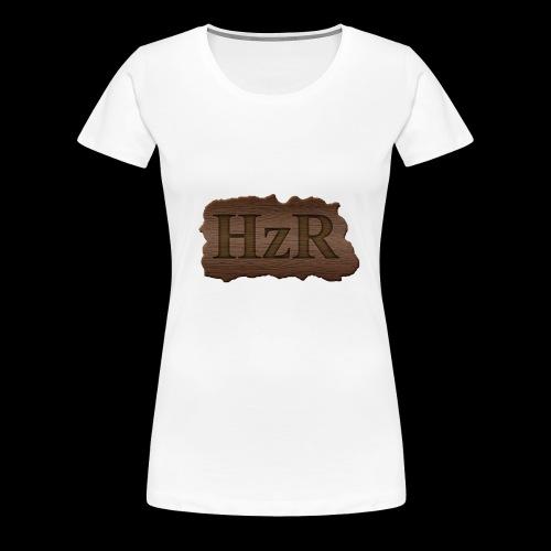 HzR - Frauen Premium T-Shirt