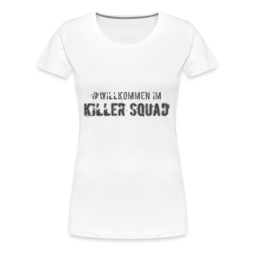 Squad Shop - Frauen Premium T-Shirt