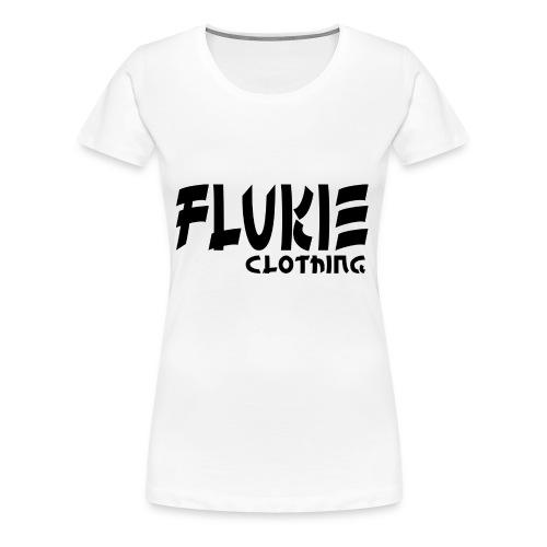 Flukie Clothing Japan Sharp Style - Women's Premium T-Shirt