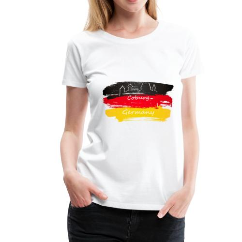Germany - Frauen Premium T-Shirt