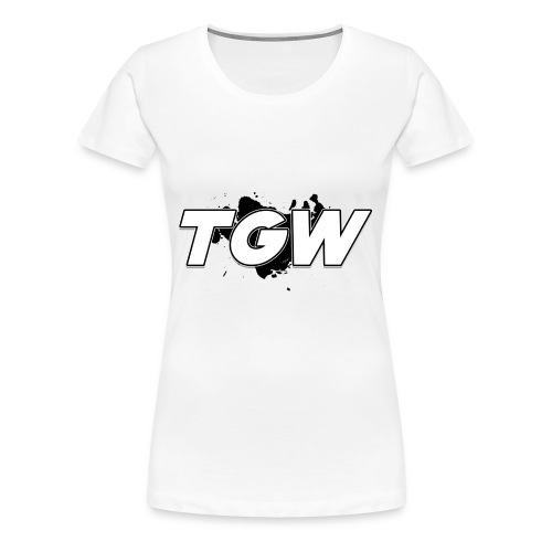 TheGameWall T-shirt [BETA] - Vrouwen Premium T-shirt