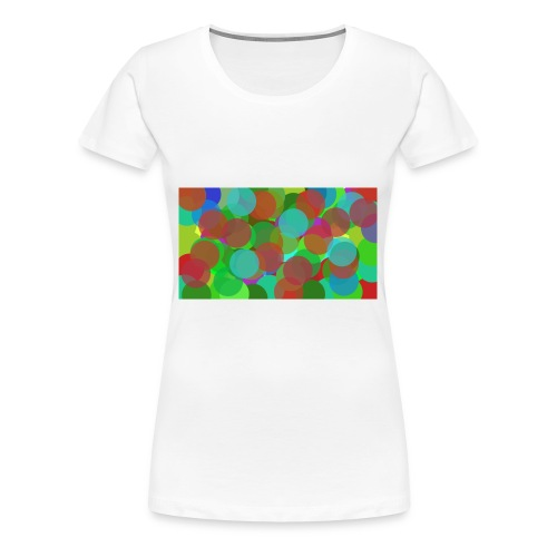 dotty - Premium-T-shirt dam