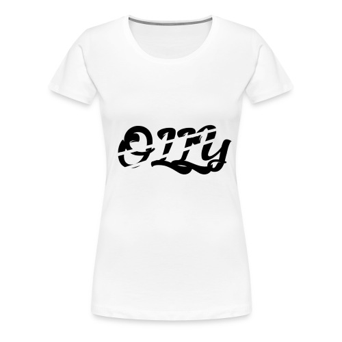 Olly T-Shirt man - Vrouwen Premium T-shirt