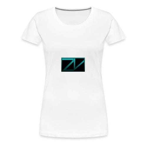 ZiVoid Basic - Vrouwen Premium T-shirt