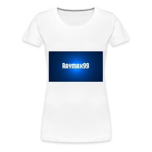 Raymax99 Herr Tröja - Premium-T-shirt dam