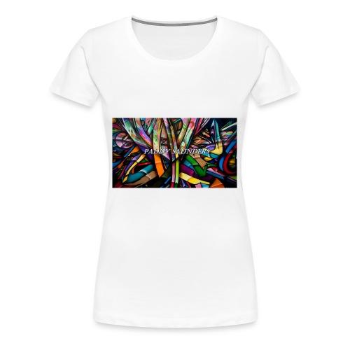Paddy Saunders - Women's Premium T-Shirt