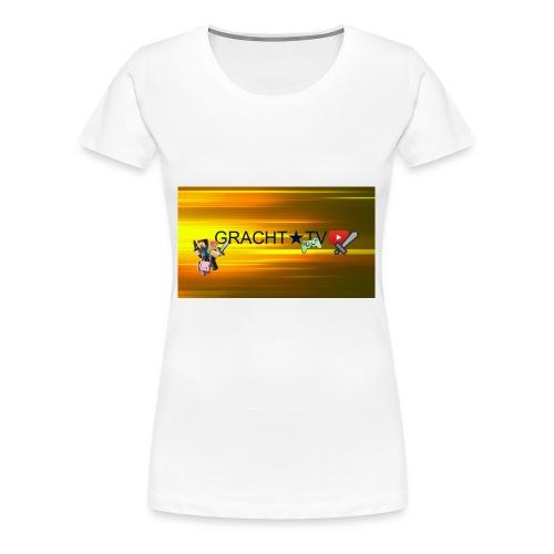 GrachtTVFan Shop - Frauen Premium T-Shirt