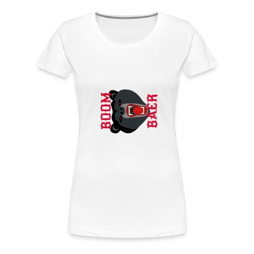 BoomBaersErstesDesign - Frauen Premium T-Shirt