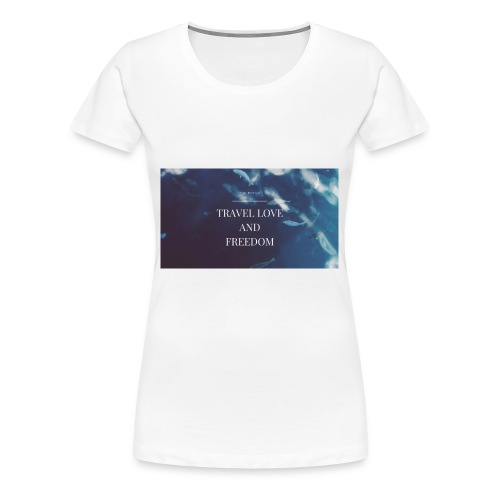 LIFESTYLE - T-shirt Premium Femme