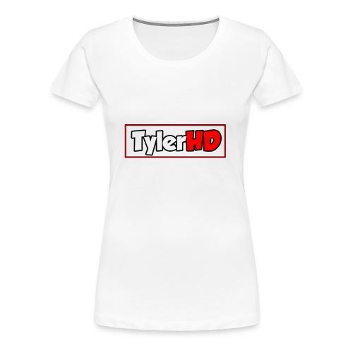 IPHONE4/4S CASE - Women's Premium T-Shirt