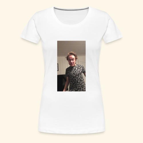 Galen - Premium T-skjorte for kvinner